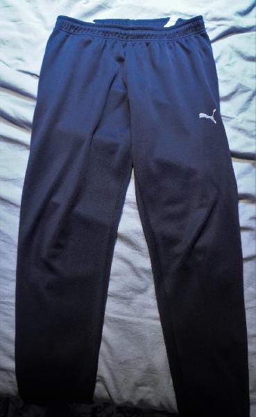 Pantalon chandal puma negro