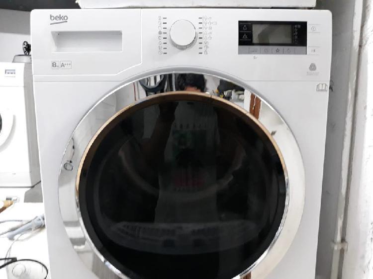 Solo secadora marca beko 8 kg clase a+++
