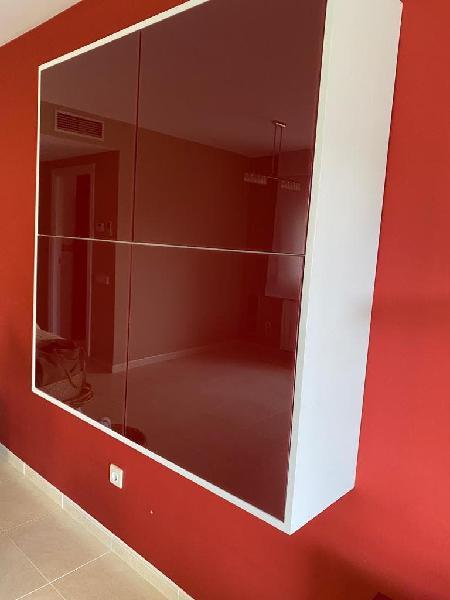 Vitrina mueble salon comedor diseño