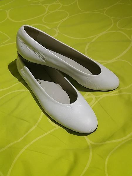 Zapatos de piel