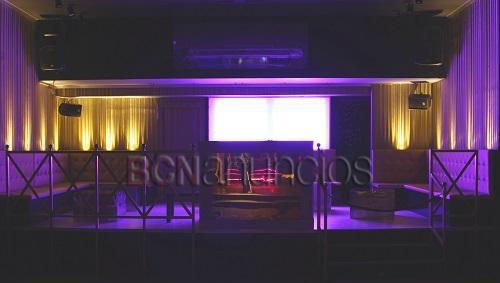 Discotecas y salas para fiestas privadas en barcelona