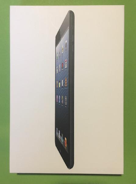 Ipad mini negro 16gb + accesorios