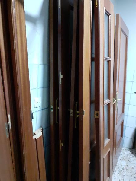 Puertas madera maciza de roble