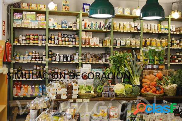 Alquiler local comercial - montolivet, valencia [201895]