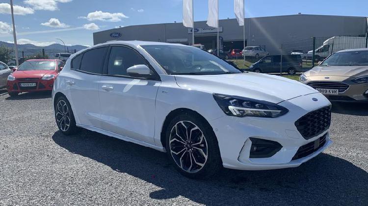 Ford focus berlina st-line 1.0 ecoboost mhev 92kw (125cv)