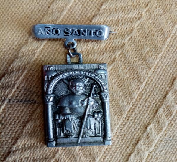 Medalla de santiago apóstol, año santo 1971