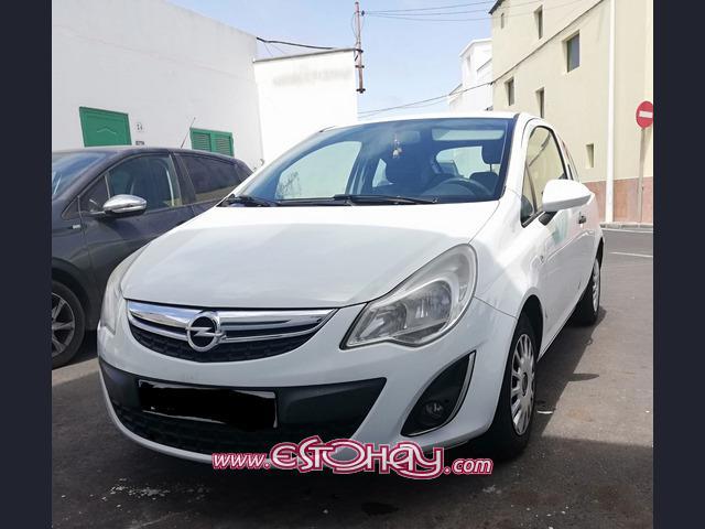 Opel corsa año 2012