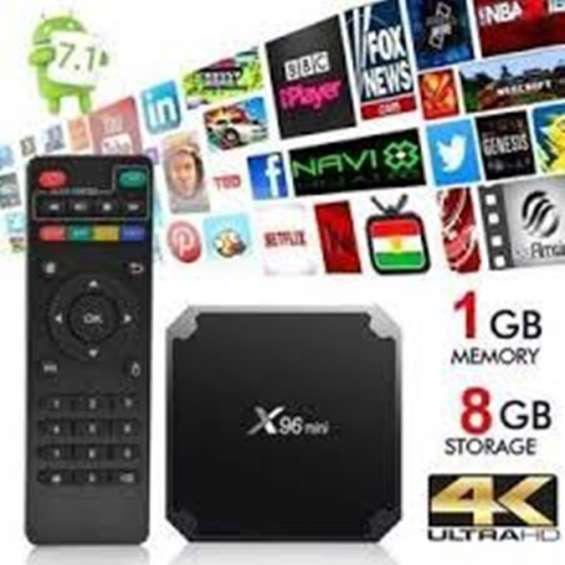 Tv box x96 mini con toda television de pago gratis