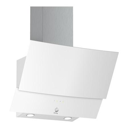 Balay 3bc565gb - campana decorativa pared 60 cm blanca clase