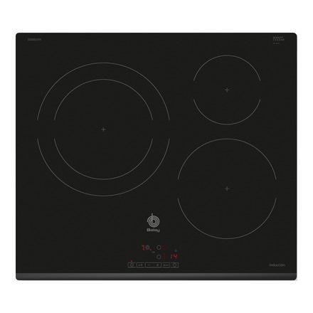 Balay 3eb865fr - placa inducción 60 cm 3 zonas bisel