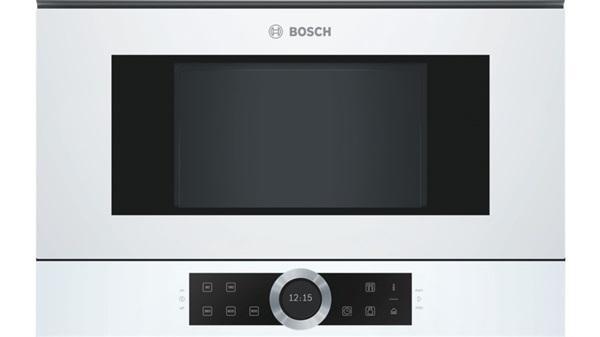 Bosch bfl634gw1 - microondas integrable 38x60cm 21l 900w