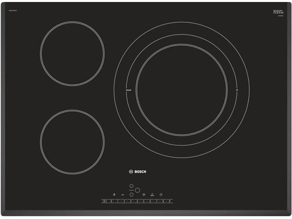 Bosch pkd751fp1e - placa vitrocerámica 3 zonas 70 cm