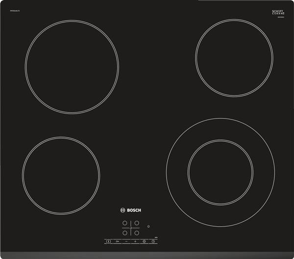 Bosch pkf631b17e - placa vitrocerámica de 60cm con 4 fuegos