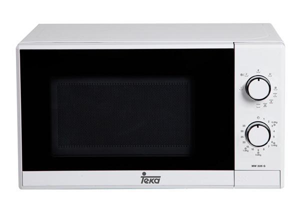 Teka 40590485 - microondas mw 225 700w 20l mecánico blanco