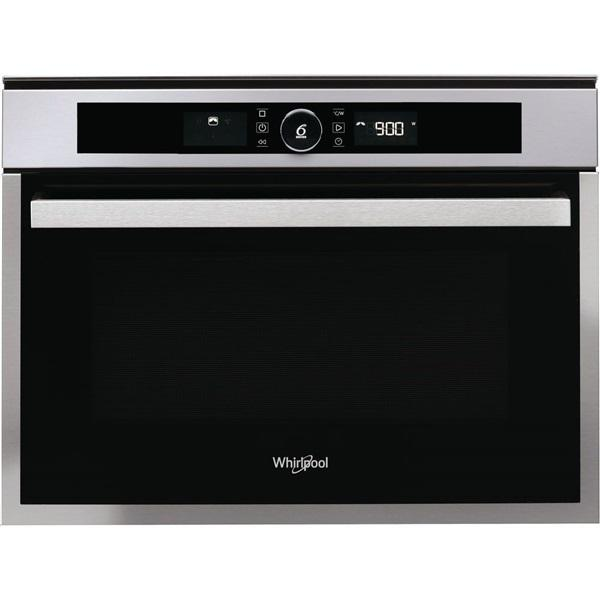 Whirlpool amw509ix - horno microondas integrado con grill