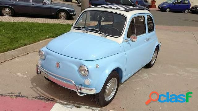 Fiat 500l lusso '70
