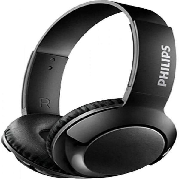 Auriculares inalámbricos philips shb3075bk