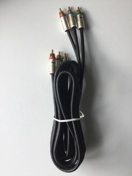 Cable vídeo por componentes