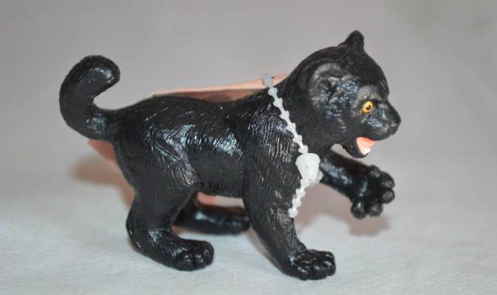 Cachorro de pantera. figura safari ltd. 1996.