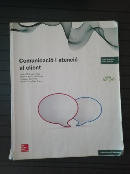 Comunicación i atención al cliente