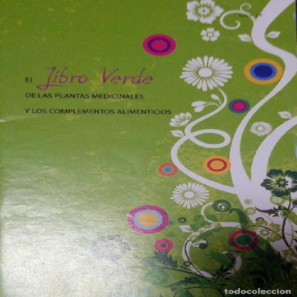 El libro verde de las plantas medicinales