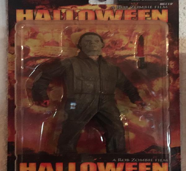 Halloween origen michael myers figura nueva precintada