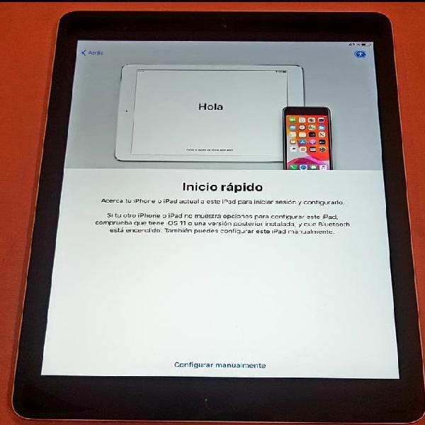 Ipad 5. wifi 32gb. apple