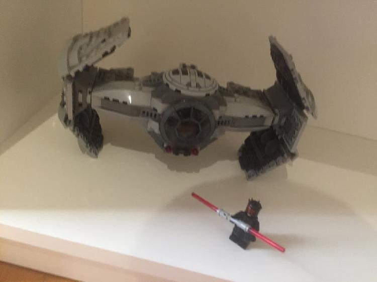 Lego star wars darth maul ship