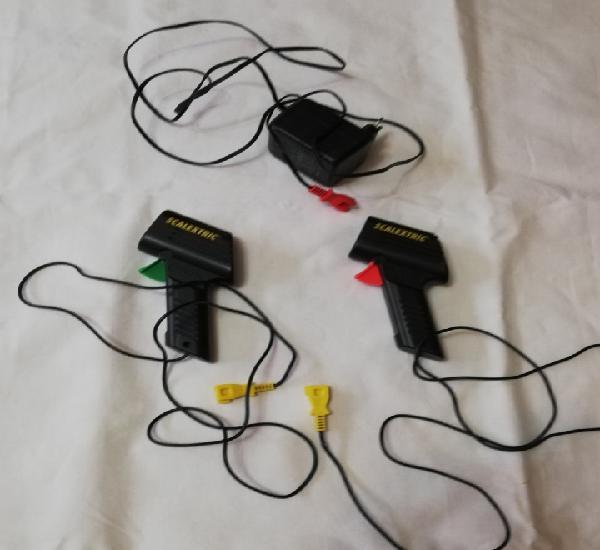 Mandos scalextric tecni toys