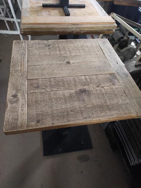 Mesas madera rustico