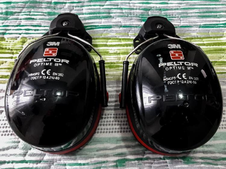 Orejeras para casco 3m optime iii h540p3e