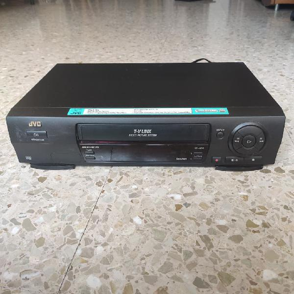 Reproductor video - vhs jvc