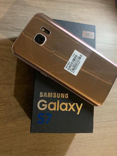 Samsung s7 como nuevo
