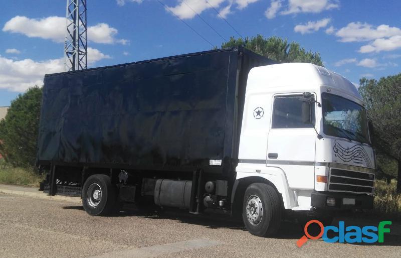 Camión Escenario musical Rígido RENAULT R 365  12.700€ 2