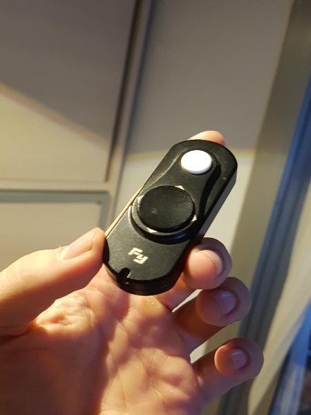 Control remoto feiyu tech, mando usb