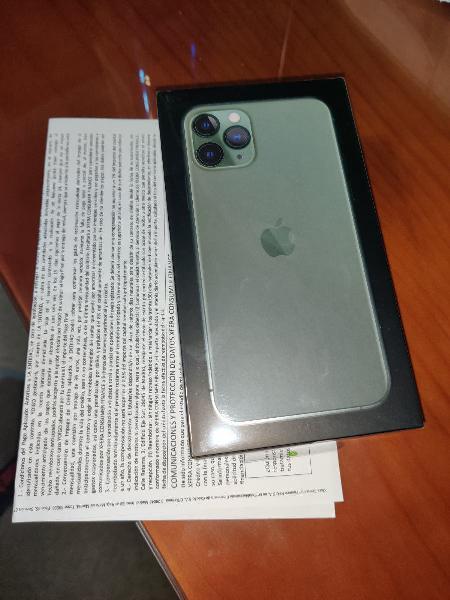 Iphone 11 pro 64gb precintado// factura //
