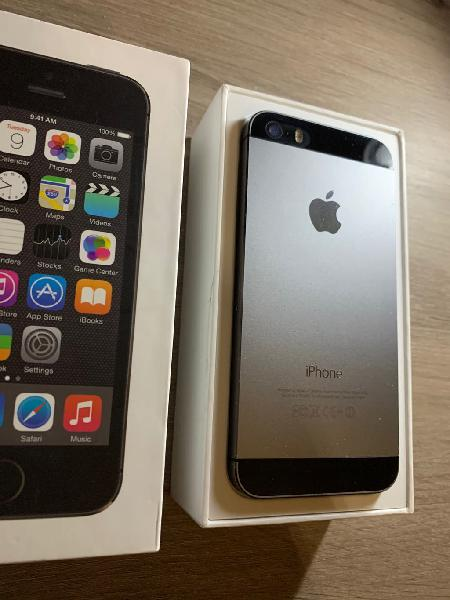 Iphone 5s 16gb impecable