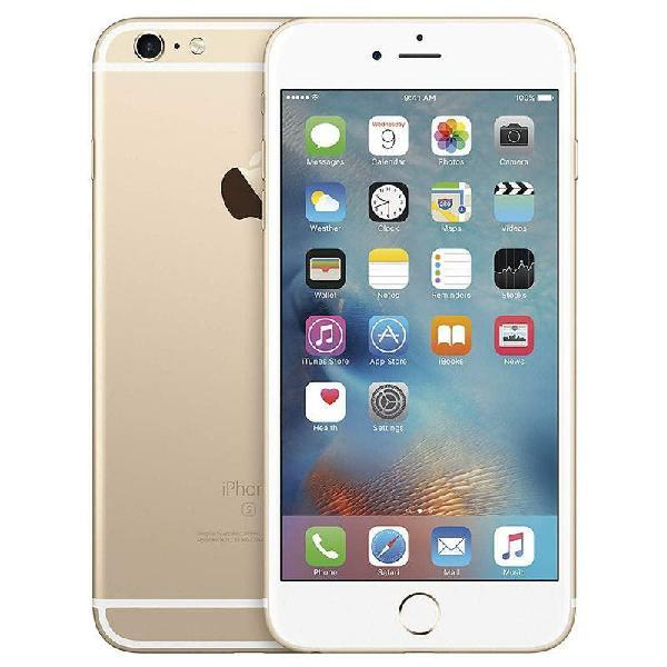 Iphone 6s plus 128gb oro impecable