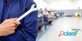 Se buscan mecanicos de automoviles o motos para trabajar en concesionarios y talleres