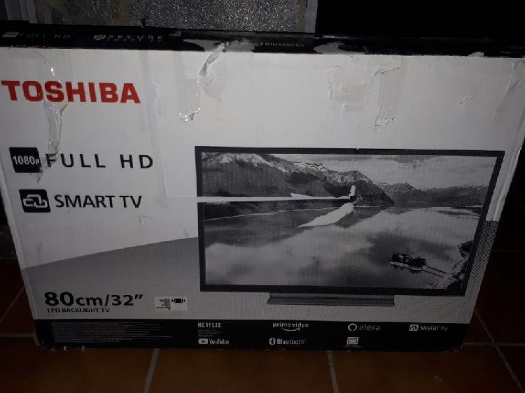 """Televisión 32"""" toshiba"""