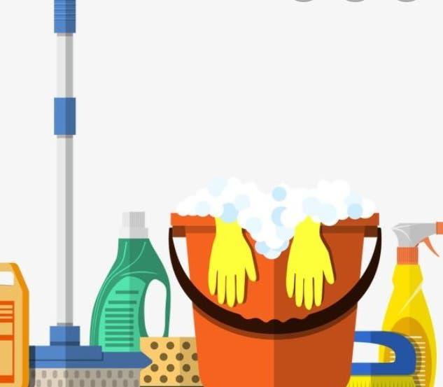 Trabajamos como limpiadoras