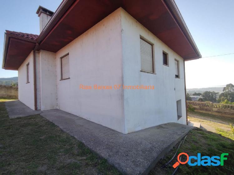 REF 2124 CASA 243 m2 en 1416 m2 FINCA CON VISTAS MAR CASTRELOS (VIGO) 3