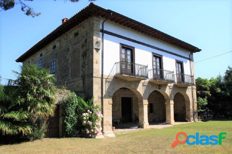 Casa señorial del siglo xix