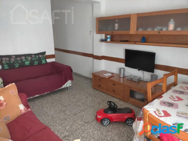 Safti te ofrece piso de 4 habitaciones - santiago la ribera