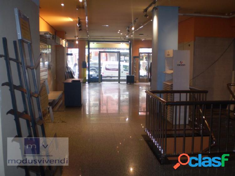 Centro comercial alquiler león