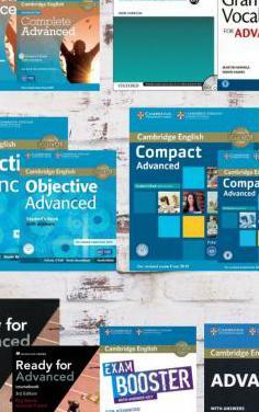 12 libros advanced cae cambridge c1