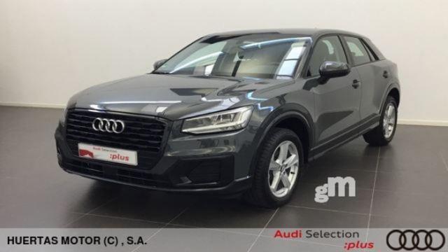 Audi q2 1.6 tdi diésel gris