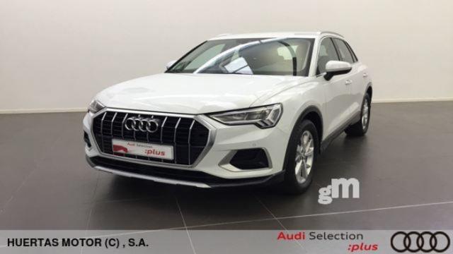 Audi q3 35 tdi diésel blanco