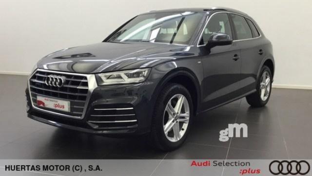 Audi q5 35 tdi diésel gris