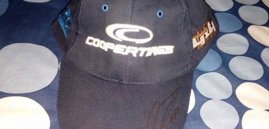 Gorra oficial de coopertires a estrenar